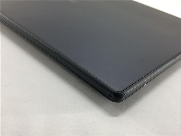 【中古】【安心保証】 XperiaTabletZ[16G] ブラック