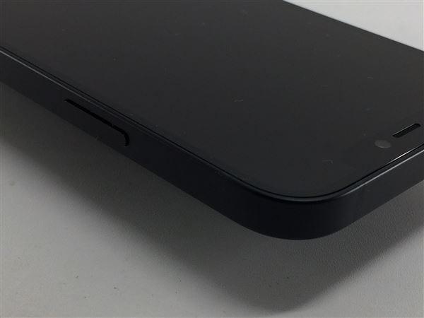 【中古】【安心保証】 iPhone12[128GB] docomo MGHU3J ブラック