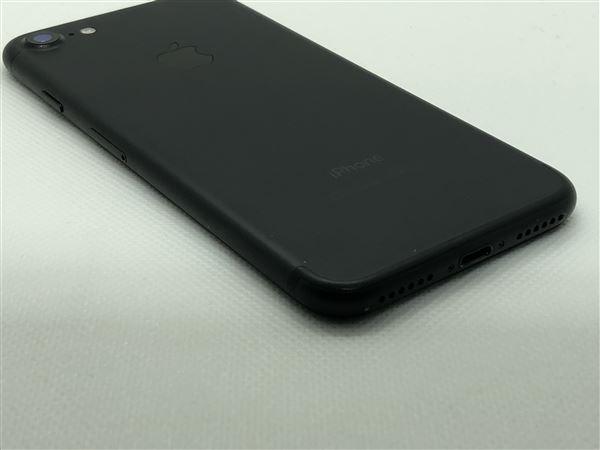 【中古】【安心保証】 iPhone7[256GB] SIMロック解除 docomo ブラック