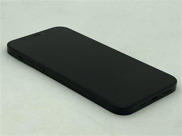 【中古】【安心保証】 iPhone12[64GB] SIMロック解除 docomo ブラック