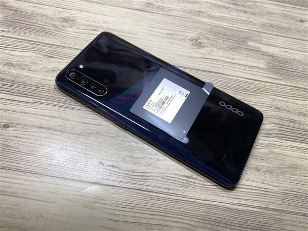 【中古】【安心保証】 楽天モバイル OPPO Reno3 A ブラック