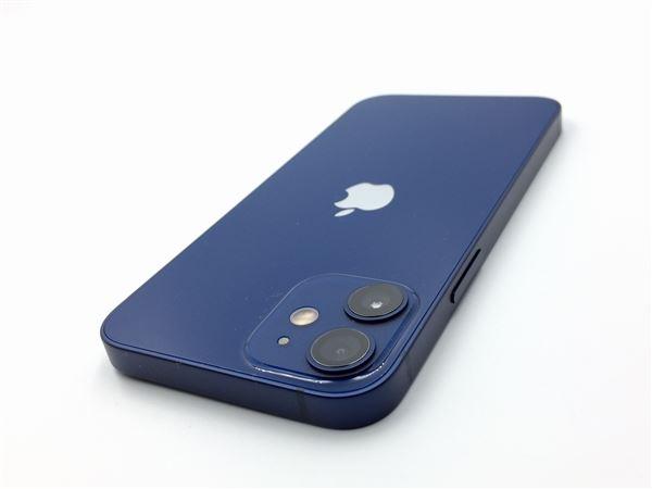 【中古】【安心保証】 iPhone12mini[64GB] SIMロック解除 docomo ブルー