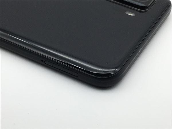 【中古】【安心保証】 SIMフリー P40 lite CDYNX9A[128GB] (5G) ミッドナイトブラック