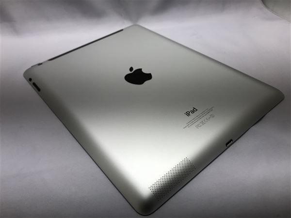 【中古】【安心保証】 iPad4/iPadRetinaディスプレイ 9.7インチ[16GB] セルラー au ブラック