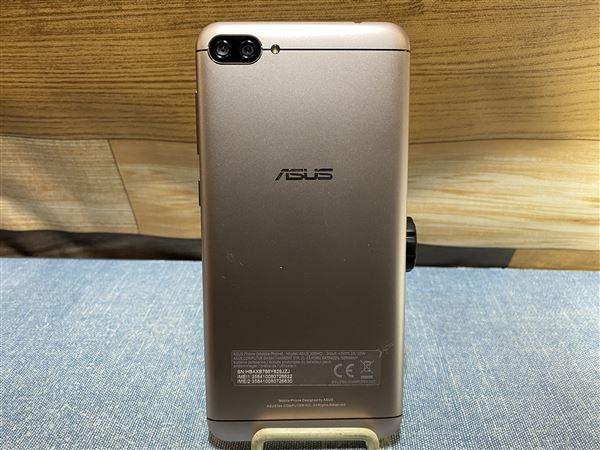 【中古】【安心保証】 SIMフリー ZenFone4Max[32G] ピンク
