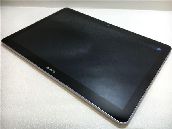 【中古】【安心保証】 MediaPadT3 10[WiFi] スペースグレイ