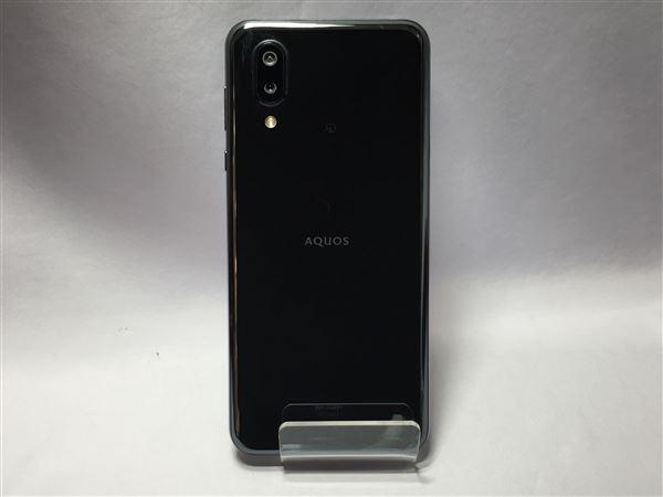 【中古】【安心保証】 楽天モバイル SH-RM11[64G] ブラック