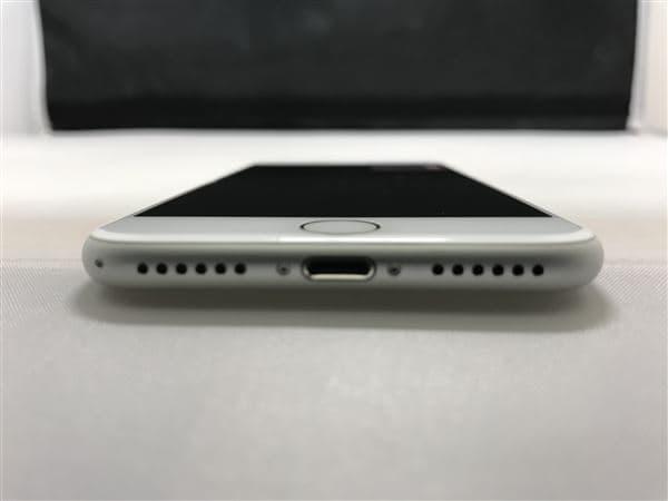 【中古】【安心保証】 iPhone7[128GB] docomo MNCL2J シルバー