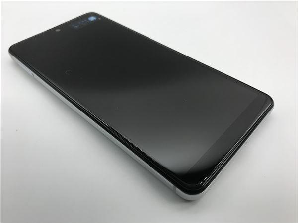 【中古】【安心保証】 Y!mobile A003SH シルバー
