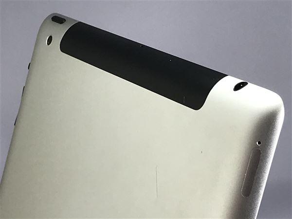 【中古】【安心保証】 iPad2 9.7インチ[64GB] セルラー SoftBank ホワイト
