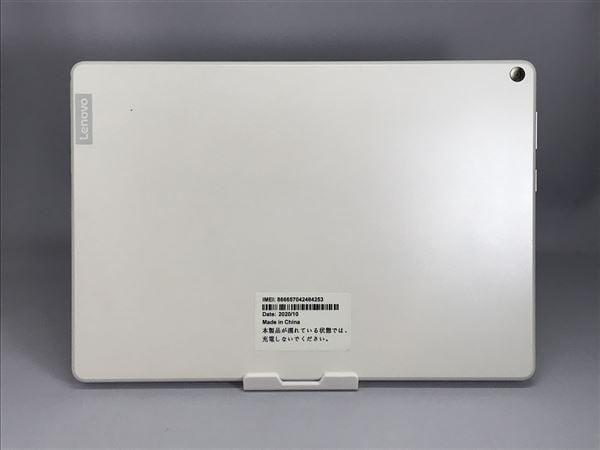 【中古】【安心保証】 SoftBank Lenovo TAB 5 801LV ホワイト