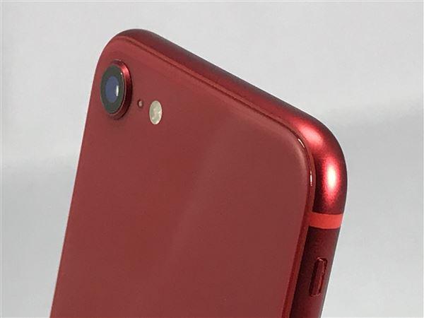 【中古】【安心保証】 iPhoneSE 第2世代[64GB] docomo MX9U2J レッド