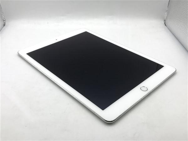 【中古】【安心保証】 iPadAir 9.7インチ 第2世代[16GB] セルラー au シルバー