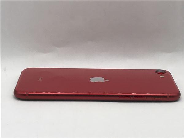 【中古】【安心保証】 iPhoneSE 第2世代[64GB] SoftBank MHGR3J レッド