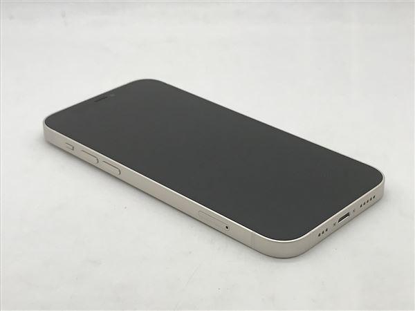 【中古】【安心保証】 iPhone12[128GB] SIMロック解除 Y!mobile ホワイト