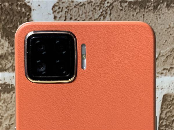 【中古】【安心保証】 SIMフリー OPPO A73 ダイナミックオレンジ