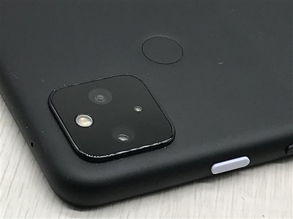 【中古】【安心保証】 SoftBank Pixel 4a 5G