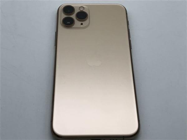 【中古】【安心保証】 iPhone11 Pro[256GB] SoftBank MWC92J ゴールド