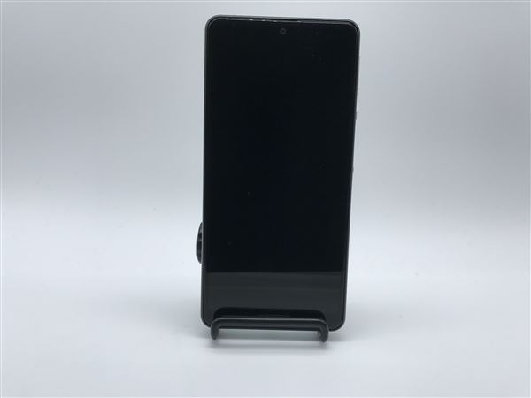 【中古】【安心保証】 SoftBank A004SH [64GB] (5G) オリーブシルバー