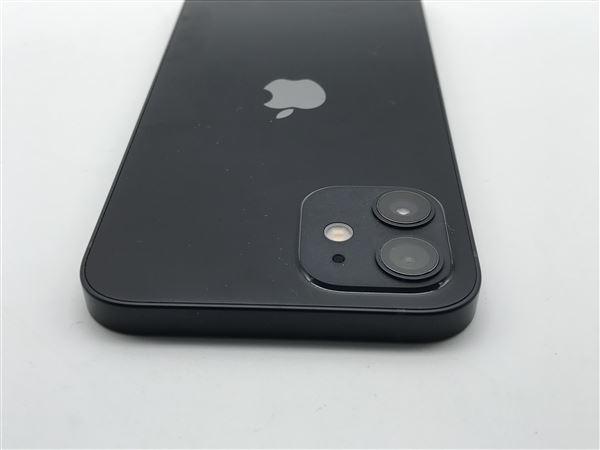 【中古】【安心保証】 iPhone12[128GB] SoftBank NGHU3J ブラック