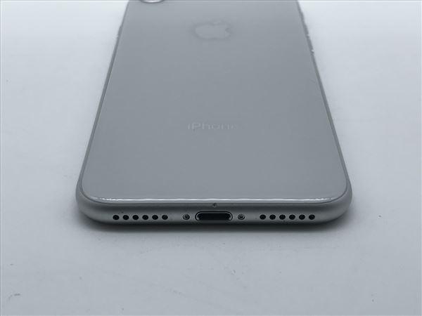 【中古】【安心保証】 iPhone8[64GB] au MQ792J シルバー