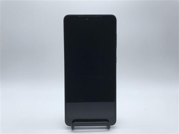【中古】【安心保証】 Y!mobile Android One S8 ブラック