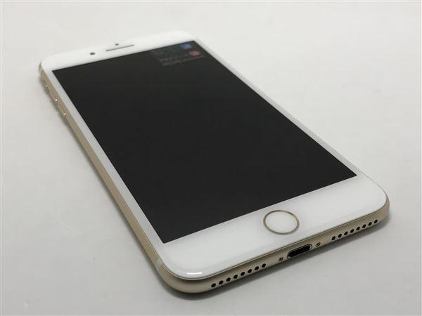【中古】【安心保証】 iPhone7Plus[256GB] docomo MN6N2J ゴールド