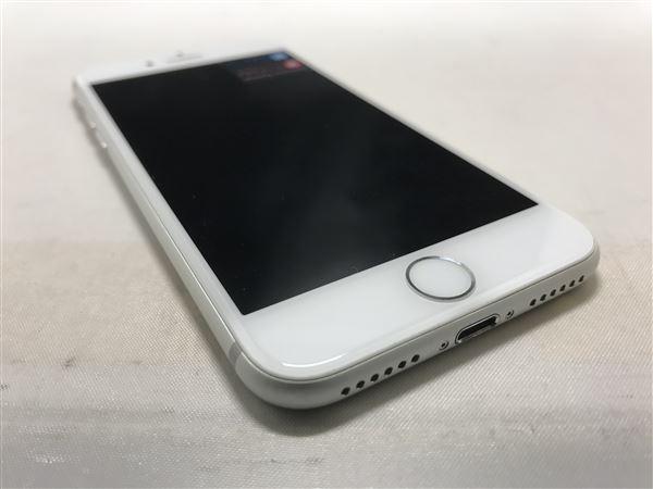 【中古】【安心保証】 iPhone7[128GB] au NNCL2J シルバー