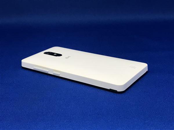 【中古】【安心保証】 SIMフリー g06 ホワイト