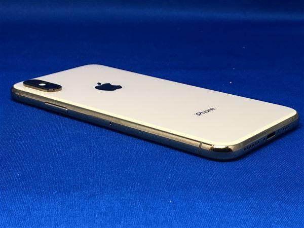 【中古】【安心保証】 iPhoneXS[256GB] au MTE22J ゴールド