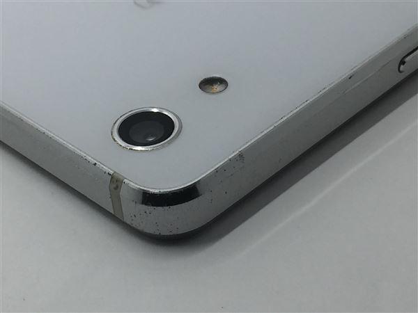 【中古】【安心保証】 Y!mobile Android One X3 ホワイト