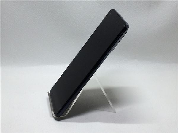 【中古】【安心保証】 Y!mobile A101OP [128GB] (5G) シルバーブラック
