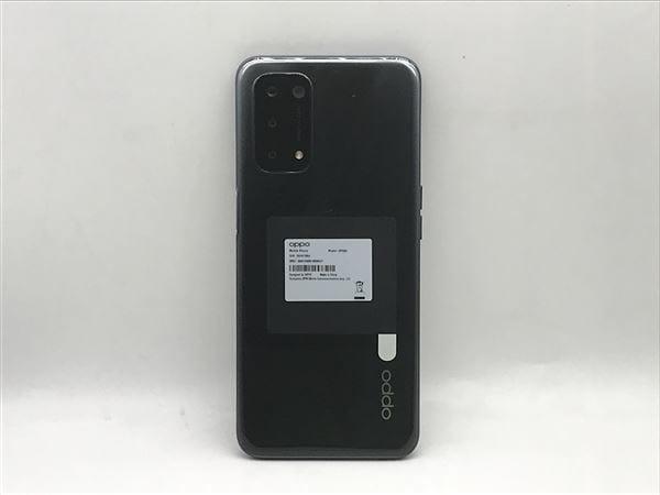 【中古】【安心保証】 UQモバイル OPG02 [64GB] (5G) シルバーブラック