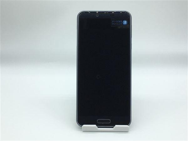 【中古】【安心保証】 SIMフリー SHーM07 ブラック