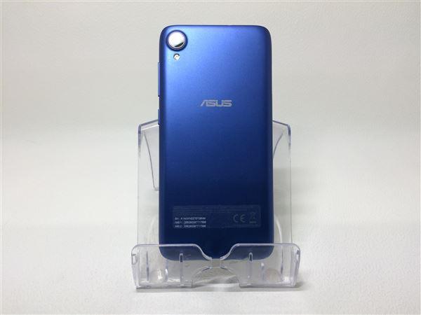 【中古】【安心保証】 SIMフリー ZenFone Live L1[32G] スペースブルー