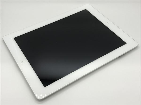 【中古】【安心保証】 iPad3 9.7インチ[64GB] Wi-Fiモデル ホワイト