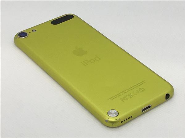 【中古】【安心保証】 iPodtouch5[32GB](イエロー)MD714J