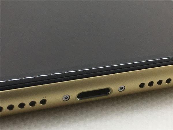【中古】【安心保証】 iPhoneXR[128GB] SIMロック解除 au イエロー