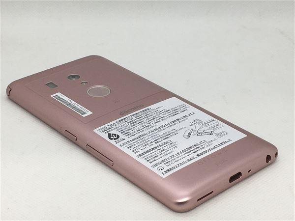 【中古】【安心保証】 docomo Fー02L ピンク