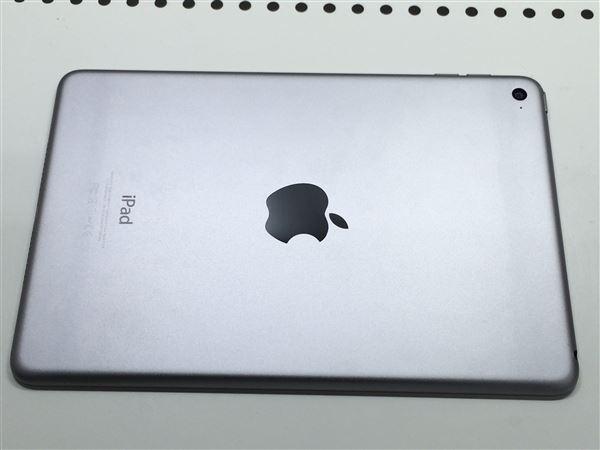 【中古】【安心保証】 iPadmini4 7.9インチ[128GB] Wi-Fiモデル スペースグレイ