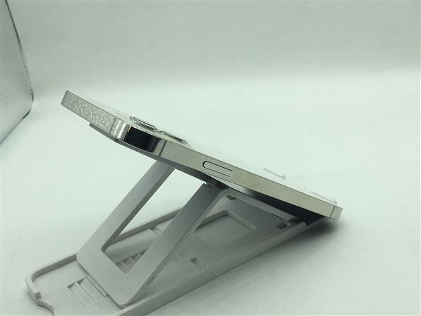 【中古】【安心保証】 iPhone12Pro[256GB] au MGMA3J シルバー