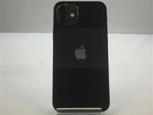 【中古】【安心保証】 iPhone12[128GB] SIMフリー ブラック