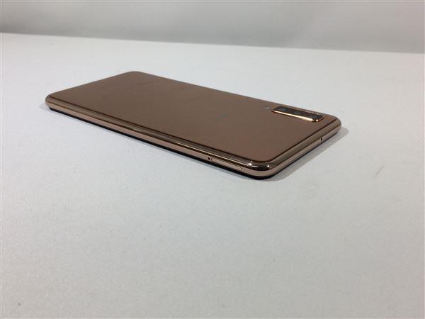 【中古】【安心保証】 SIMフリー Galaxy A7 ゴールド