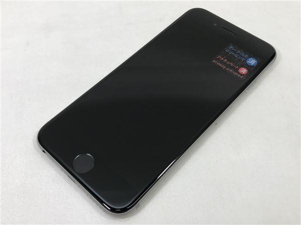 【中古】【安心保証】 iPhone6[64GB] SoftBank NG4F2J スペースグレイ