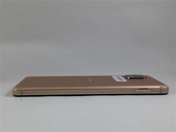 【中古】【安心保証】 Y!mobile A003SH ライトカッパー