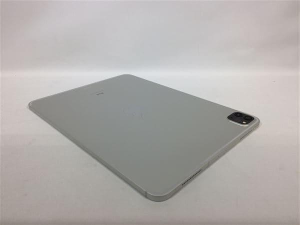 【中古】【安心保証】 iPadPro 11インチ 第2世代[128GB] SIMフリー シルバー
