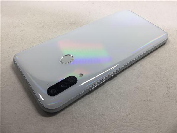 【中古】【安心保証】 Y!mobile A003ZT [64GB] (5G) ホワイト