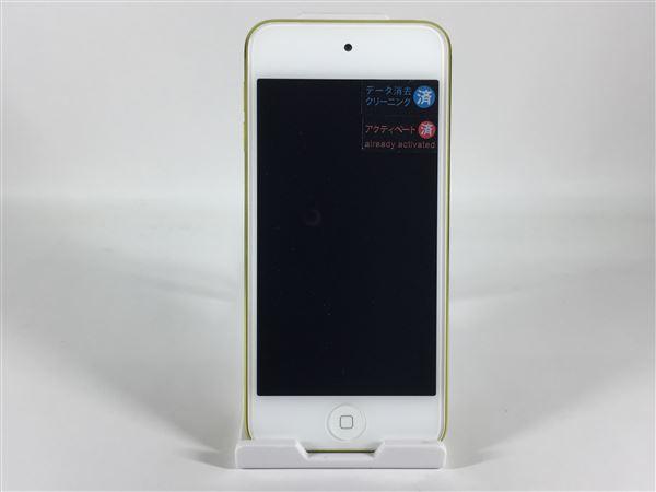 【中古】【安心保証】 iPodtouch5[16GB](イエロー)MGG12J