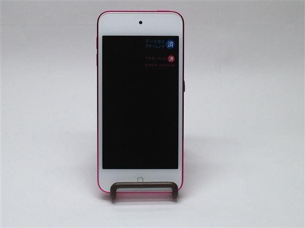 【中古】【安心保証】 iPodtouch6[64GB](ピンク)NKGW2J
