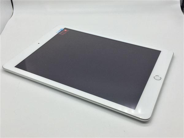 【中古】【安心保証】 iPad 9.7インチ 第5世代[128GB] セルラー au シルバー